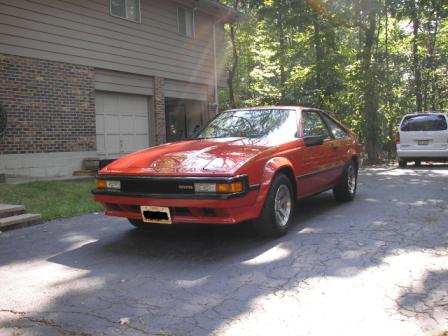 red 1984 toyota supra toyota supra for sale mint condition supra. Black Bedroom Furniture Sets. Home Design Ideas