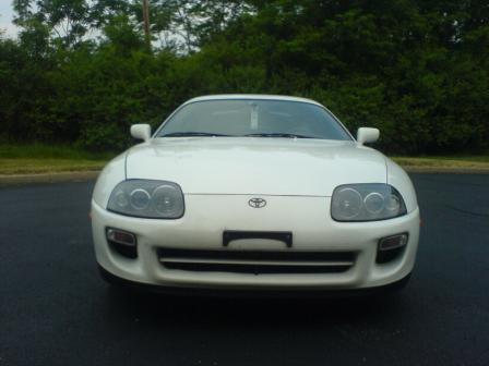 White 1998 Toyota Supra - Toyota Supra For Sale ...