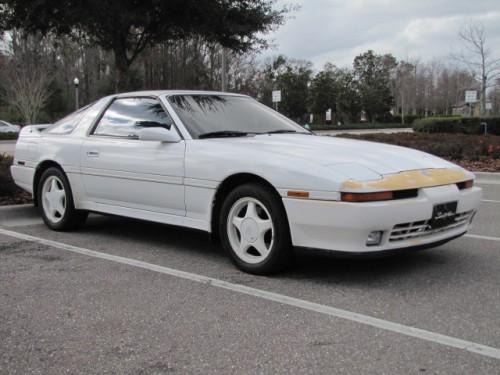Twin City Subaru >> White Package 1991 Toyota Supra - Toyota Supra For Sale ...