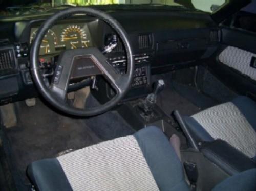 Black 1983 Toyota Supra - Toyota Supra For Sale ...