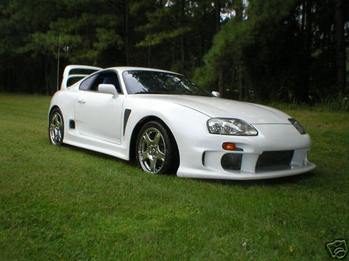 1998 toyota supra manual for sale