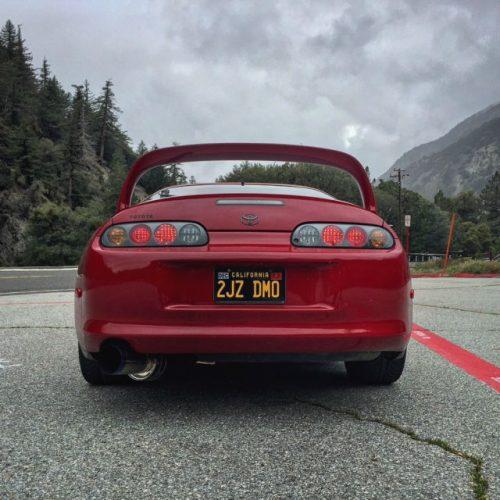 1996 Toyota Supra Transmission: 1994 Toyota Supra 6 Speed Turbo