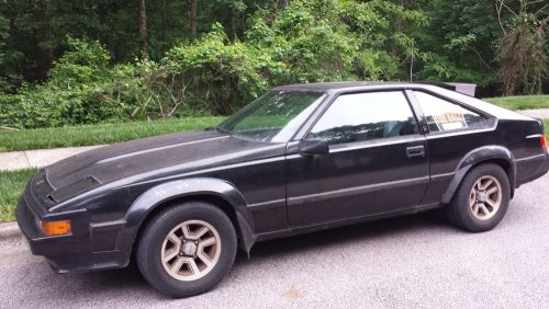 black 1984 toyota celica supra 5 speed toyota supra for sale. Black Bedroom Furniture Sets. Home Design Ideas
