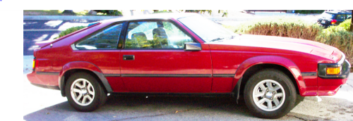 1985 Toyota Supra Mk2, Jan 14, 2008